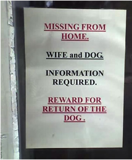 The Funniest Signs You've Never Read! - Image 10