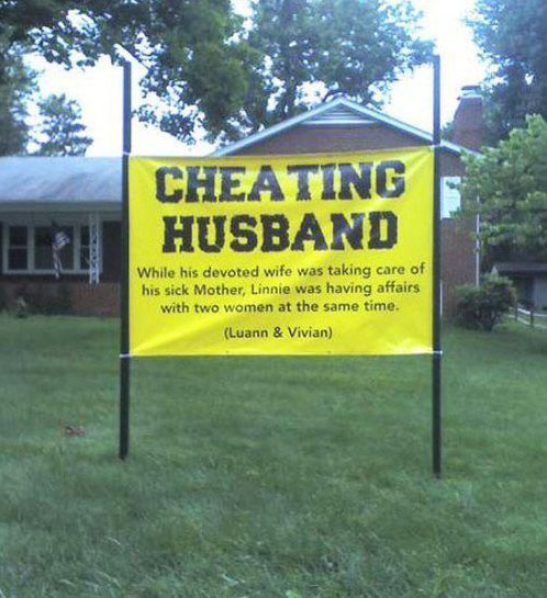 The Funniest Signs You've Never Read! - Image 21